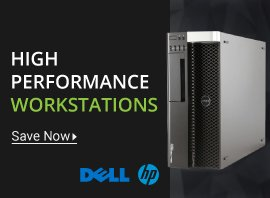 Save on High Performance Workstations