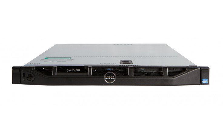 Dell PowerEdge R320 - Front