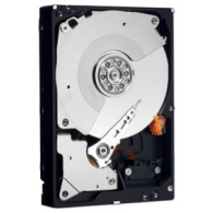 "2TB 7.2K RPM SAS 3.5"" Dell Hard Drive"