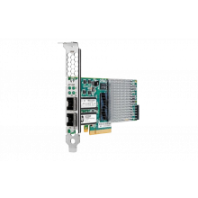 HP NC523SFP Dual Port DA/SFP+ 10Gb Network Adapter
