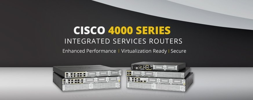 Cisco 4000 Series Services Routers