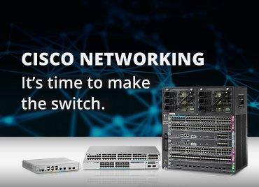 Don't pay high prices on Cisco networking equipment. Save up to 50%.